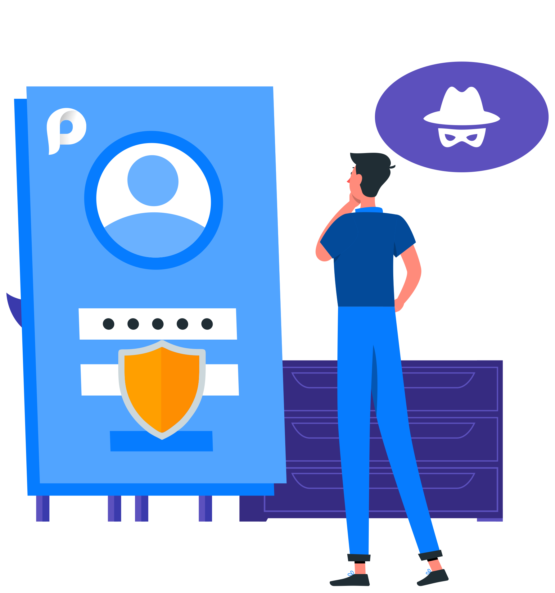 Privasi & Keamanan